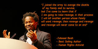A Long Way Gone Quotes | A Long Way Gone Memoirs Of A Boy Soldier By Ishmael Beah Home